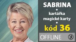 """""""SABRINA"""